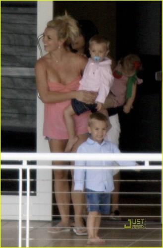 Britney in Miami
