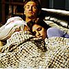 Brucas + Angie cuddle