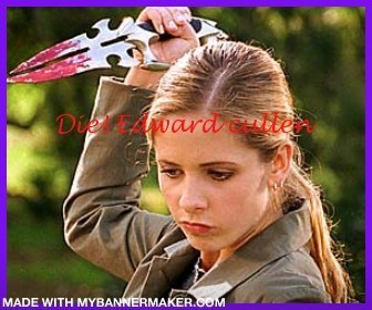 Buffy kills edward