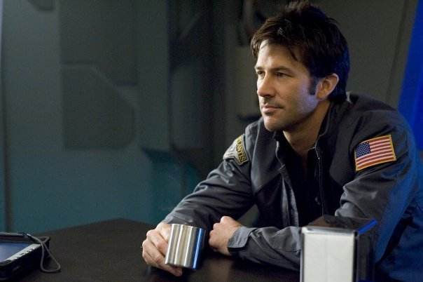 joe flanigan tattoo