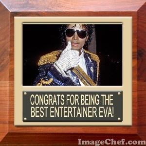 Congrats Michael!