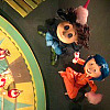 Coraline bức ảnh probably with a roulette wheel and anime called Coraline