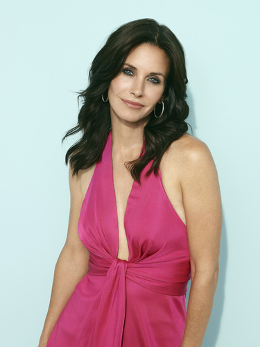 Courteney Cougar Town Promo's