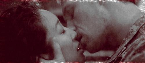 Cristna and Owen first KISS