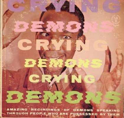 Cry Demom Cry