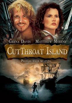 CutThroat Island Cover
