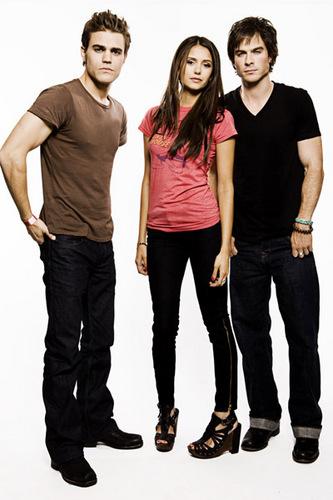 Damon&Elena/Ian&Nina