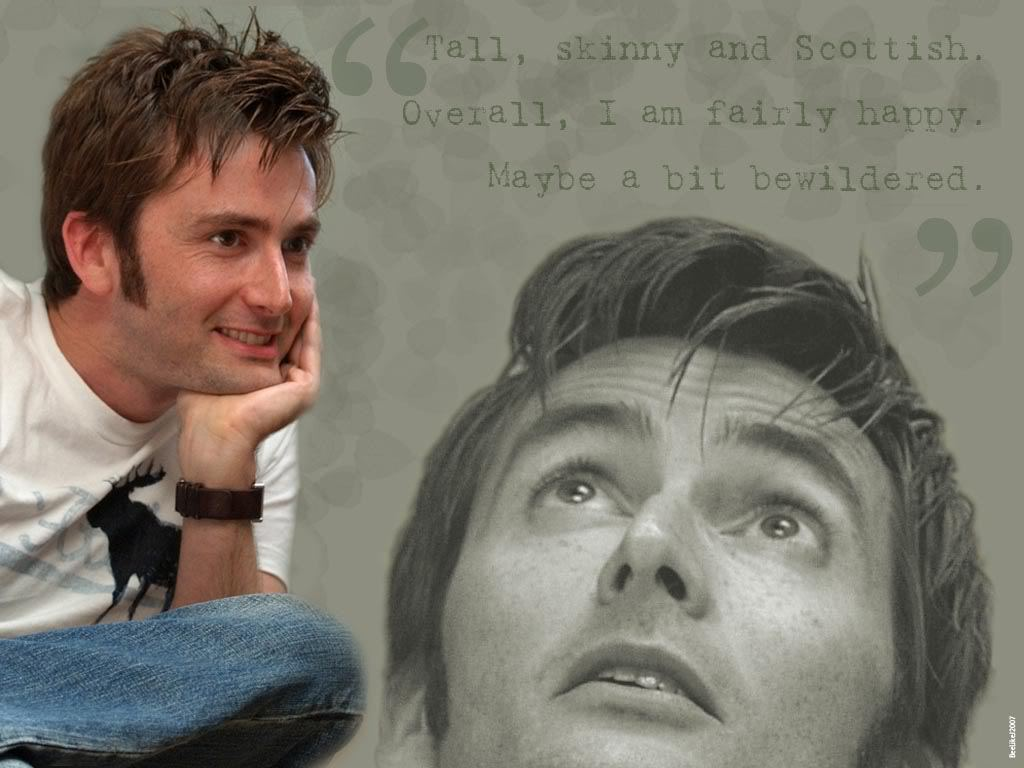 David Tennant - Images Colection
