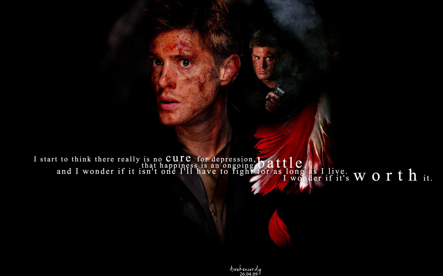 Dean - Supernatural Wallpaper (7939881) - Fanpop