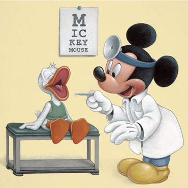 Disney fond d'écran probably with animé called Doctor Mickey