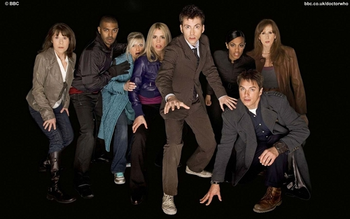 Doctor and Children Of Time