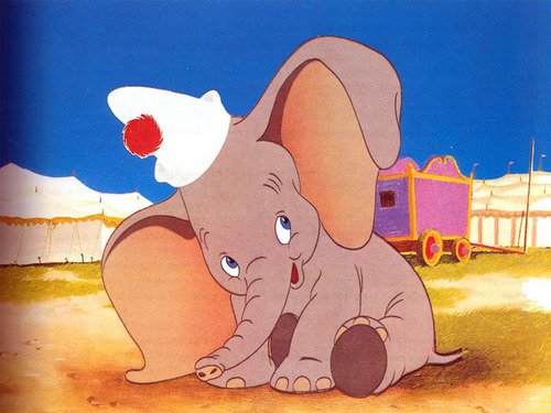 Disney wallpaper called Dumbo