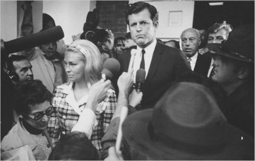 Edward & Joan Kennedy