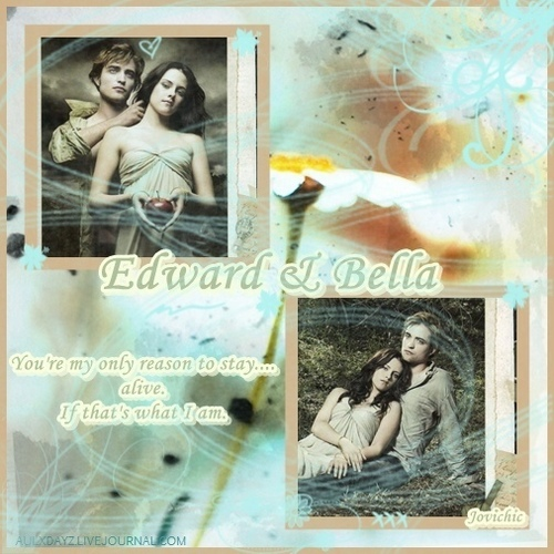 Edward n Bella Любовь