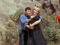 Eleen,Dr.McCoy and ''their'' child :)
