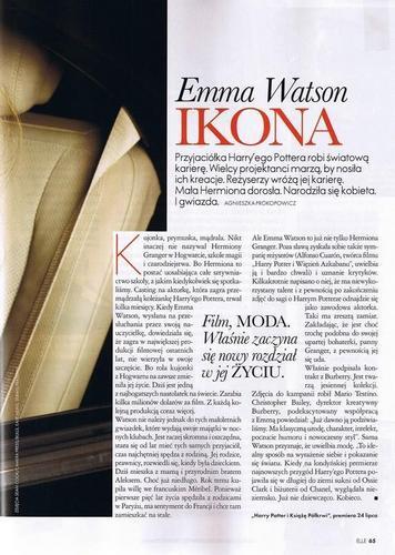 Elle (September) (Poland)