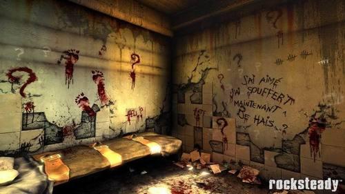 Enigma's room