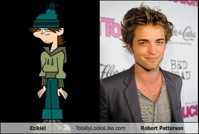 Ezikiel totally looks like Robert Patterson!