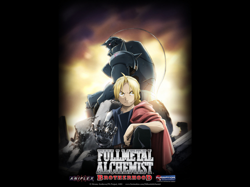 full metal alchemist wallpaper called FMA: Brotherhood