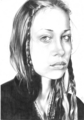 Fiona Apple Portrait