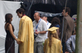 First images from the set of the Graduating Scene!! - twilight-series photo