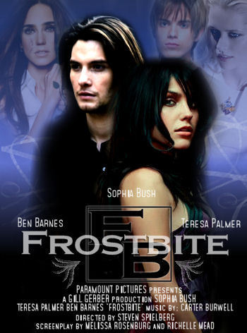 Frostbite poster