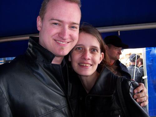 Gabriel Scar and Marijke