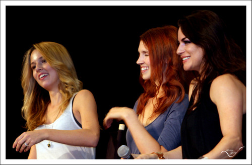 Girls of SPN Vancouver Con Panel