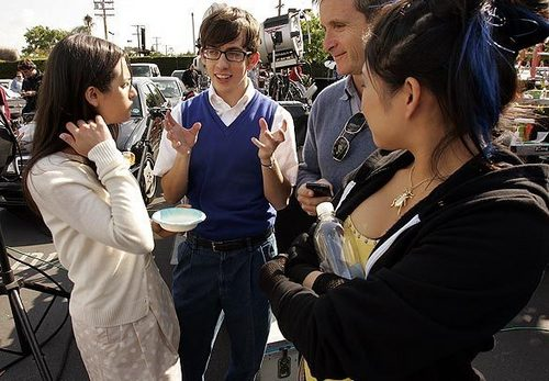 Glee-Behind The Scenes