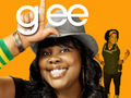glee - Mercedes wallpaper