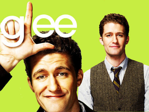 Mr Schue - glee Wallpaper