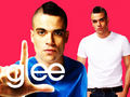 glee - Puck wallpaper