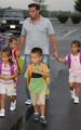 Gosselin's Take the Kids to School!