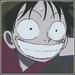 Grinning Luffy