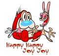 HAPPY HAPPY JOY JOY!!!!!! - total-drama-island fan art