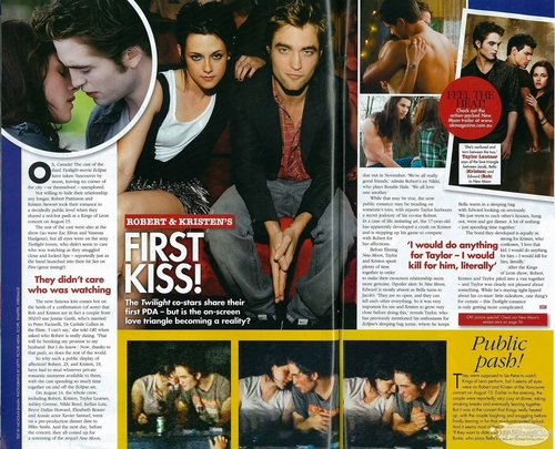 HQ & Super sized Ok Mag's Scans (quite cool stuff :)))
