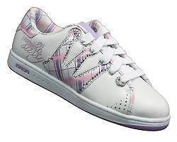 Hilly's new sneakers