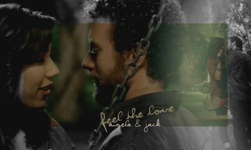 Hodgins and Angela <3