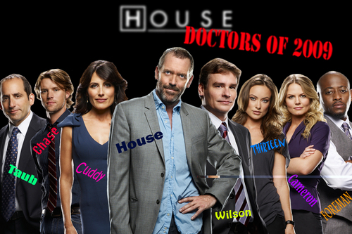 House: Doctors of 2009