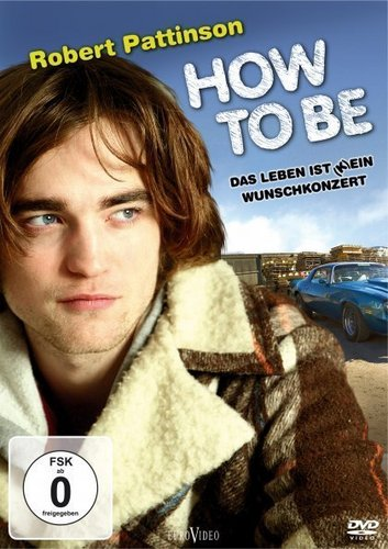 How To Be German DVD Cover!
