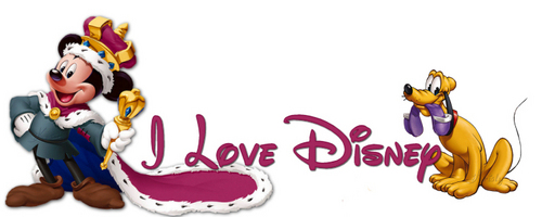 I amor disney !