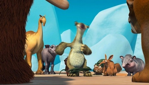 Ice Age wallpaper called Ice Age 2: The Meltdown