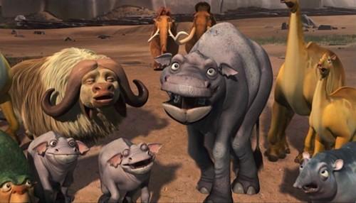 Ice Age Hintergrund entitled Ice Age 2: The Meltdown