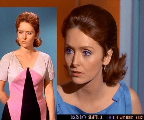 "Janice Lester-''Turnabout Intruder"""""
