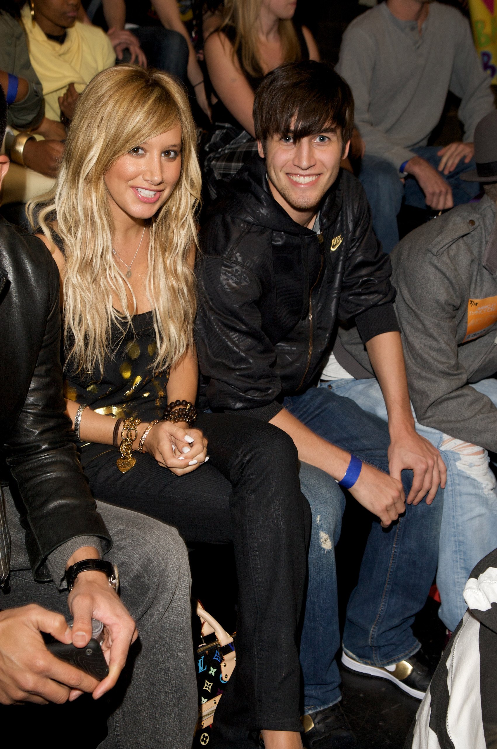 are ashley tisdale and jared murillo still dating