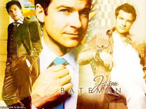 Jason Bateman wallpaper with a business suit entitled Jason Bateman