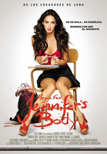 Jennifer's Body Poster [In Spanish]