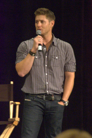 Jensen at vancouver Convention 2009
