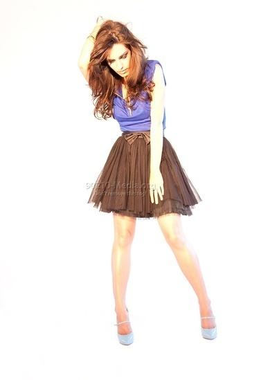 Jessica L. in 'H' magazine!<3 - 90210 photo