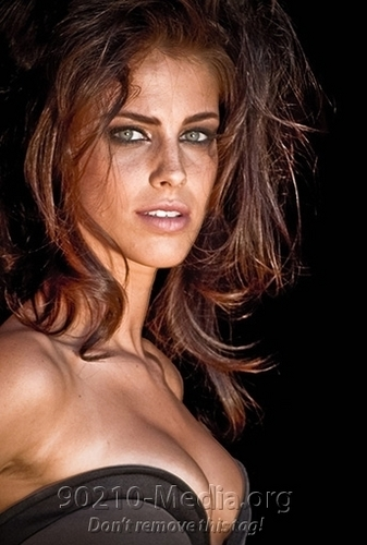 Jessica Lowndes wallpaper containing a portrait, attractiveness, and skin called Jessica Photoshoot
